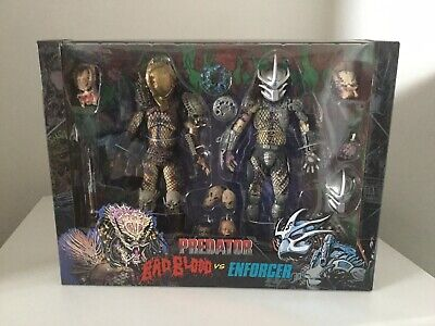 Predator Bad Blood Vs Enforcer Two Pack (Predator Two)