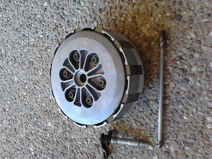 *****2009 Yamaha YFZ450 OEM Complete Clutch Basket setup Mackay Mackay City Preview