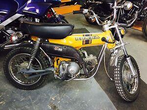 Honda ST90 1970's