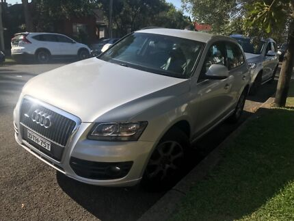 Audi q5 20td Guildford Parramatta Area Preview