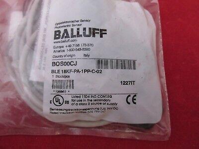 Balluff Brand. Photo Eye