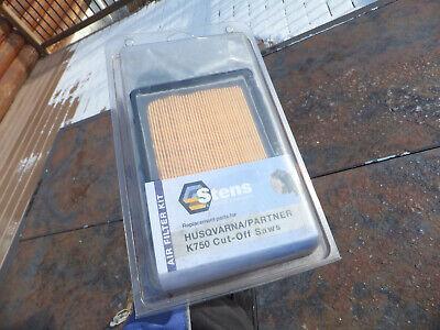 Nos Stens Air Filter Kit Husqvarna Partner K750 Cut-off Saws 605-500