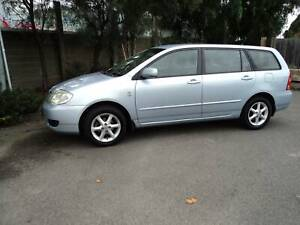 2005 Toyota Corolla CONQUEST Automatic Wagon 1.8L Collingwood Yarra Area Preview