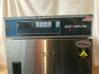 Alto-shaam 300-thiii Countertop Cook And Hold Oven Deluxe Controls New Unused