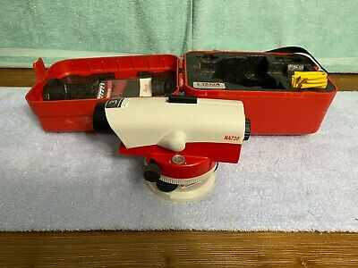 Very Clean Leica Na730 Optical Automatic Level With Case