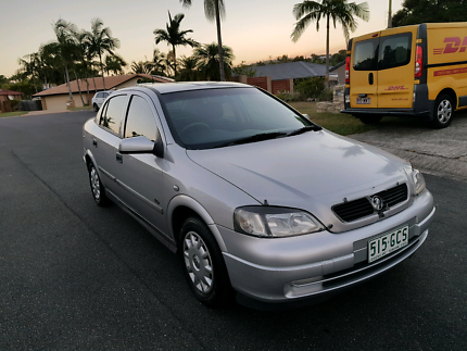 Holden Astra Automatic with six months rego and rwc