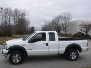 2006 Ford F-250 SD Lariat SuperCab  Short Box 4WD Diesel
