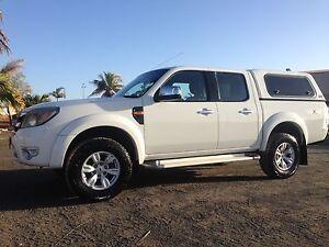 2010 Ford Ranger Ute Karratha Roebourne Area Preview