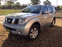2006 Nissan Pathfinder Wagon - Reconditioned motor Campbelltown Campbelltown Area Preview