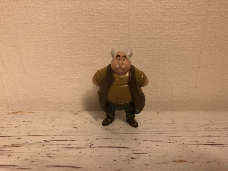 Disneys Beauty and The Beast ~ Maurice  Mini Figure ❗️£1.00 Only ❗️
