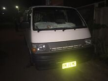 Toyota Hiace 1995 - Manual (Quick Sell) Auburn Auburn Area Preview