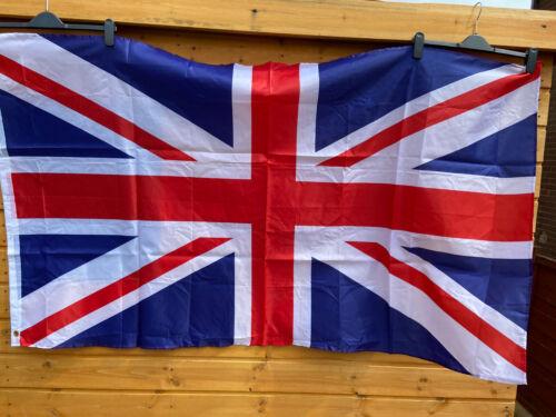5 x 3 Union Jack Flag - United Kingdom GB 5ft x 3ft