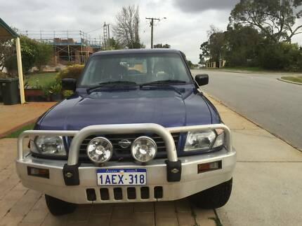 1998 Nissan Patrol Riverton Canning Area Preview