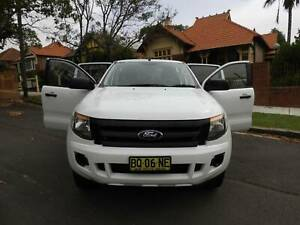 2012 Ford ranger High rider auto turbo diesel 4x2