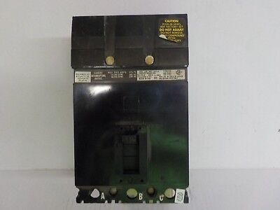 Square D Circuit Breaker Box 3 Pole 480 Vac Fa 34020