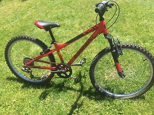 "Boys 24"" mountain bike"