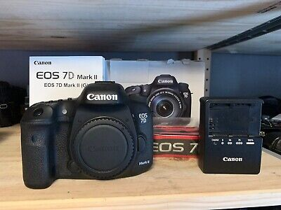 Canon 7D Mark II 20.2MP Digital Camera Body