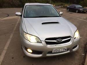 Subaru Liberty GT Spec B MY07- Turbo, Low Kms, Full logs Cabramatta Fairfield Area Preview