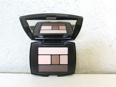 NEW! ~ LANCOME Color Design Eye Brightening 5 Shadow & Liner 109 French Nude 2 g