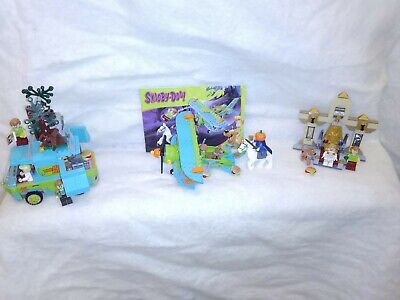 Lego Scooby-Doo collection sets lot of 3
