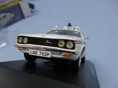 BEST OF BRITISH POLICE CARS LEYLAND PRINCESS STAFFORD 1:43 DIECAST MODEL CAR (Best 1 43 Diecast Cars)