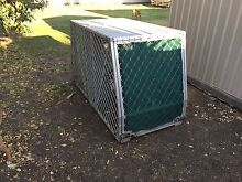 Alloy Dog cage for sale. Moree Moree Plains Preview