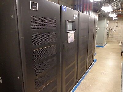 Liebert Emerson 750 KVA NXL UPS 2013 w/ 5 battery cabinets & MBS - 2 Available