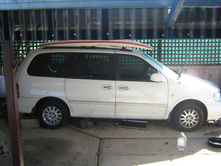 2002 Kia Carnival Flynn Belconnen Area Preview
