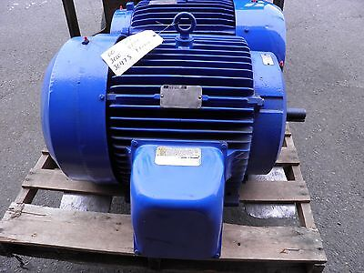 Reliance Electric 60 Hp 3550 Rpm Ac Tefc Refurbished Motor