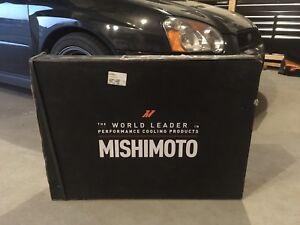 Mishimoto Radiator and Thermostat - 2002-2007 WRX - MMRAD-WRX-01