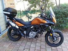 Suzuki VSTROM ABS DL650 EX COND with accessories Melville Melville Area Preview