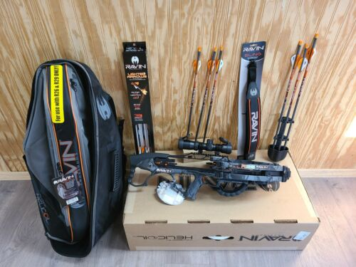 NEW RAVIN R26 CROSSBOW  & FREE ACCESSORIES AND FREE SHIPPING