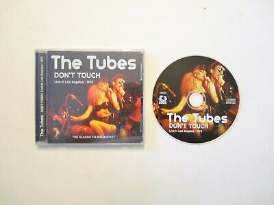 THE TUBES DON'T TOUCH LIVE IN LOS ANGELES 1976 CD CLASSIC FM