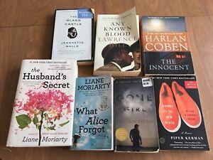 Books - Adult fiction