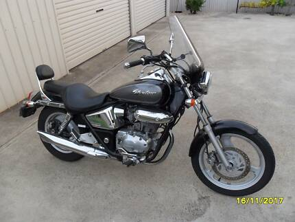 Honda 200cc Shadow Cruiser