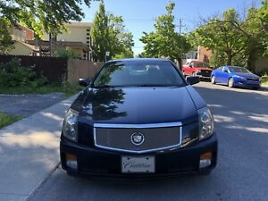 2006, Cadillac CTS. Automatic. Air conditioner