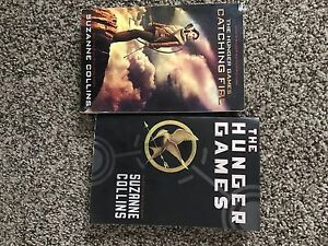The Hunger Games/Catching Fire books