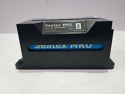 Kongsberg Seatex Mru 2 Motion Reference Unit Mru-m-mb3