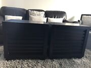 Bedside table x 2 Great used condition Franklin Gungahlin Area Preview