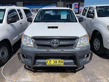 2006 Toyota Hilux SR Diesel Ute - Rego 11/2019 Cabramatta Fairfield Area Preview