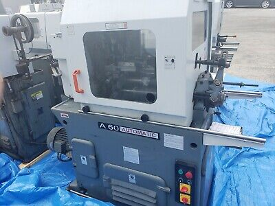 Traub Automatic Screw Machine Model A60hard-to-find1st Come 1st Served