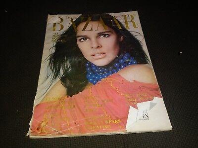 October 1972 Harper's Bazaar Magazine
