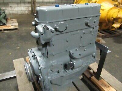 Hercules Dd198 4 Cylinder Diesel Engine Core Military Surplus By Sw-ironman