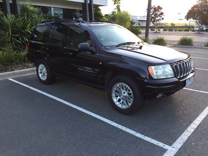 **Swap/ Sell** JEEP GRAND CHEROKEE LIMITED- 4.7L V8 AUTO 4x4