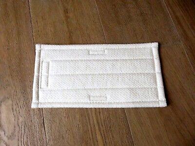 Reinigungsplatte geeignet für Vorwerk Teppichfrischer VTF 2