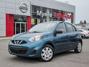 2015 Nissan Micra S, A/C, POWER LOCKS/WINDOWS