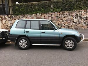 1999 Toyota RAV4 Wagon 4-door 4WD registrated Adelaide CBD Adelaide City Preview