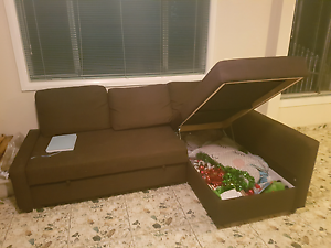 L shape Couch Revesby Bankstown Area Preview