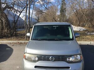 2010 Nissan Cube Xtronic cvt ,excellent work car