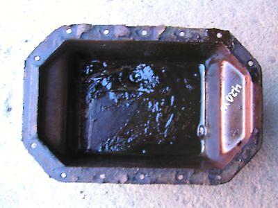 1957 John Deere 420 W 420w Tractor Jd Engine Motor Oil Pan Drain Plug